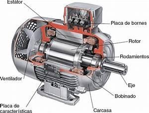 U00bfc U00f3mo Funciona El Motor El U00e9ctrico