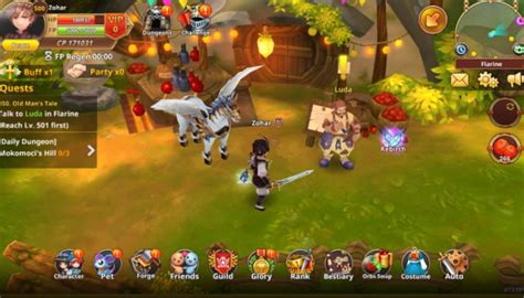 Tags Anime Mmorpg Flyff Free To Play Gala Net Gpotato Rappelz Tales Runner Flyff Legacy Is Based On Flyff Mmo Heads To Mobile