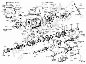 Ford Manual Transmission Identification Chart