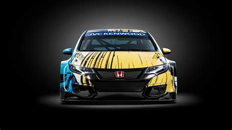 honda civic wtcc wallpaper hd car wallpapers id