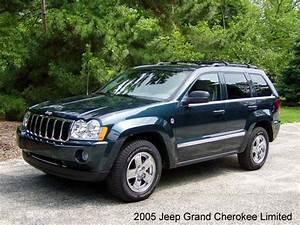 2005 Jeep Grand Cherokee Road Test