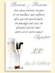 anniversaire de mariage 45 ans carte anniversaire de mariage gratuite à imprimer