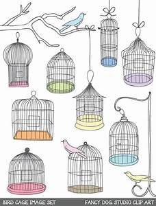 Bird Cage Transparent Clipart - Clipart Suggest