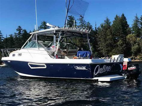 Used Aluminum Fishing Boats For Sale Bc by 34 Defiance 34 249 000 Cad