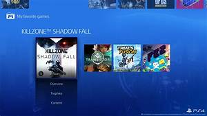 New Ps4 Firmware Details Leaked  New User Interface  System Notification  Folder Option