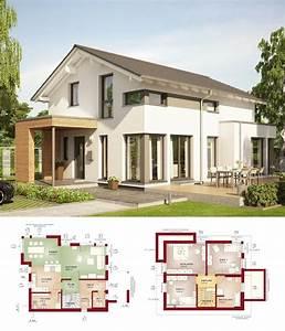 Haus Grundriss Ideen Einfamilienhaus : einfamilienhaus modern haus edition 1 v3 bien zenker ~ Lizthompson.info Haus und Dekorationen