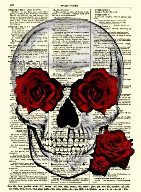 skullflowers skulls fan art  fanpop