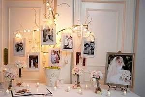 Livre D Or Mariage Champetre : decoration de la table du livre d 39 or mariage original ~ Dode.kayakingforconservation.com Idées de Décoration
