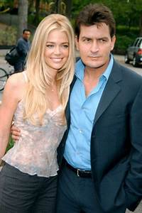 Charlie Sheen Spent Father's Day Mean-Tweeting Denise ...