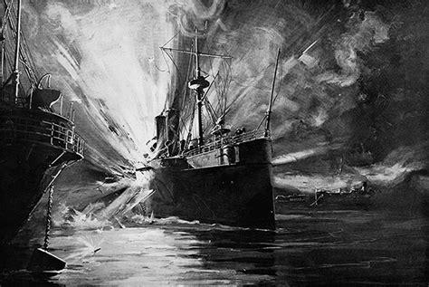 Uss Maine Sinking Theories by War Of 1898 Historynet