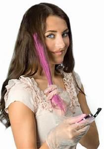 Schmink Tipp Haarkreide