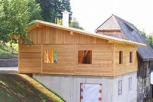 Anbau Geräteschuppen Holz : galerie ~ Michelbontemps.com Haus und Dekorationen