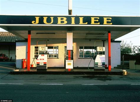 The Death Of The Rural Petrol Pump Exhibition Captures