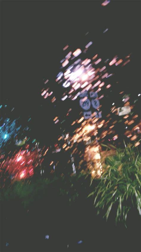 blurry drunk rain aesthetic photography aesthetics