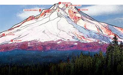 Hood Mount Fall Die Wweek Climbers Accidents