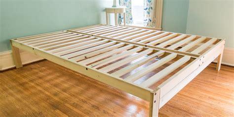The Best Platform Bed Frames Under 0