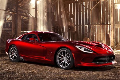 Used 2018 Dodge Srt Viper For Sale Pricing Features