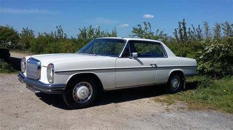 Mercedes auto mercedes w114 mercedes benz coupe old mercedes classic mercedes custom mercedes rat rods retro cars hot cars. For Sale - Mercedes-Benz - W114 250 coupe - 1972 | Classic Cars HQ.