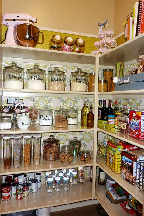 kitchen shelf organization ideas 14 inspirational kitchen pantry makeovers home stories a