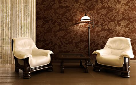 wallpaper for livingroom contemporary living room decor ideas with brown wallpaper