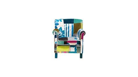 achetez votre fauteuil patchwork tendance pas cher sur