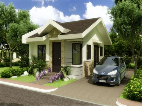 Beautiful Modern Bungalow House Designs And Floor Plans
