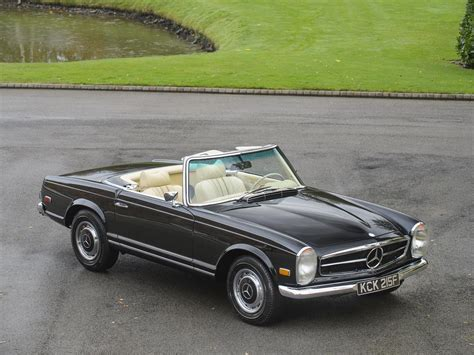 Call coys auction dept for more info or use the enquiry form below. Used 1968 MERCEDES-BENZ 280 SL Pagoda for sale in Derbyshire | Pistonheads