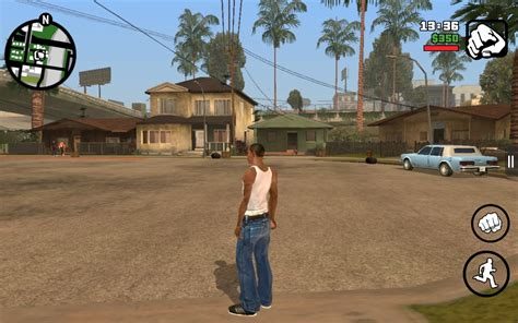gta san andreas free android grand theft auto san andreas android review