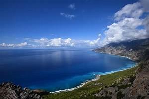 Fond Ecran Mer : images gratuites des nuages c te hd fond d 39 cran ~ Farleysfitness.com Idées de Décoration