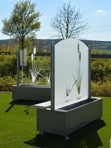 Windschutz Balkon Glas by Die Besten 25 Sichtschutz Glas Ideen Auf