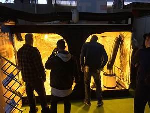 Chambre de culture automatisee newsweed for Mini chambre de culture cannabis