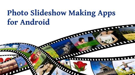 best photo slideshow apps for android
