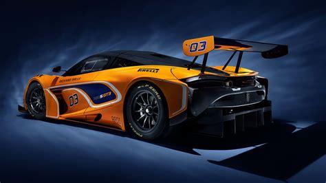 The Mclaren 720s Gt3 Customer Racing Car Costs 4,000