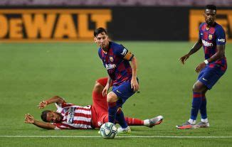 Barcelona vs Atletico Madrid Highlights 2 - 2 VIDEO