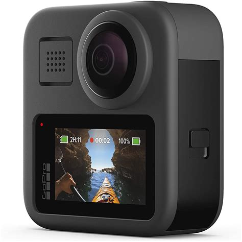 gopro max waterproof traditional camera touch screen