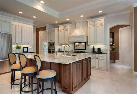 home interiors kitchen model home photo gallery about us two tone kitchens pinterest