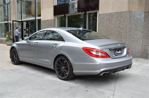 2014 Mercedes-benz Cls Cls63 Amg S-model Stock # B807a For