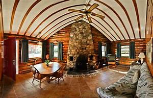 Adirondack Log Cabins : O'Sullivan's On The Lake Motel