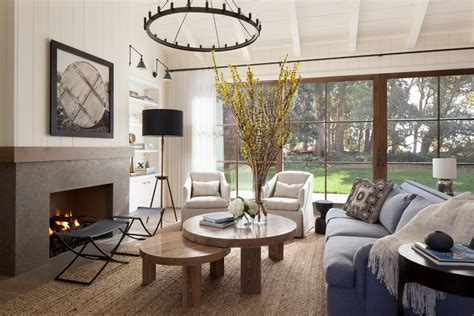 Modern Farmhouse Style {living Rooms}