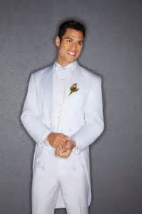 s wearhouse wedding suits joseph feiss white tailcoat onewed