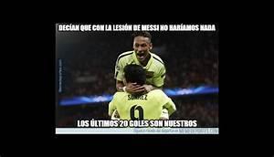 Real Madrid Vs Barcelona Memes De La Goleada En El