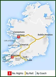 Dublin Killarney Bus : four day rail tour the grand atlantic railtours ireland first class ~ Markanthonyermac.com Haus und Dekorationen