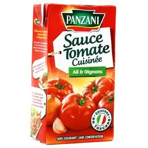 sauce tomate cuisin馥 panzani sauce tomate cuisine 500g houra fr