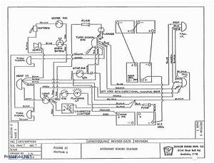 Unique Wiring Diagram For 1987 Club Car Golf Cart  Diagram