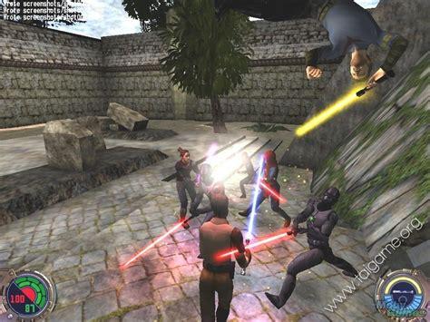 Star Wars Jedi Knight Ii Jedi Outcast Download Free