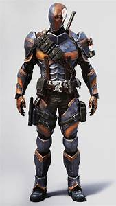 Image result for deathstroke arkham origins | Deathstroke ...