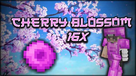 Cherry Blossom 16x Youtube