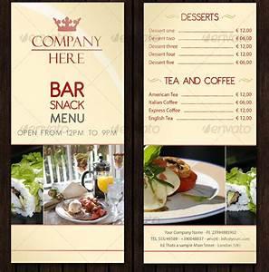 23 creative restaurant menu templates psd indesign design freebies for Restaurant menu psd