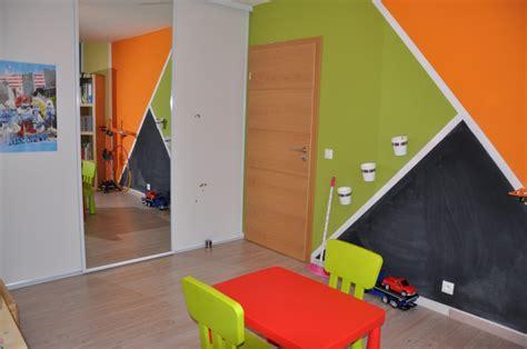 chambre orange et marron jeux photo 4 5 maintenant que le demenagement est fait