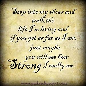 Sayings And Quotes About Strength  Quotesgram